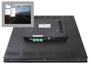 15-inch Raspberry Pi Touch Panel PC