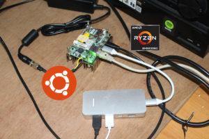AMD Ryzen Embedded Ubuntu 20.04