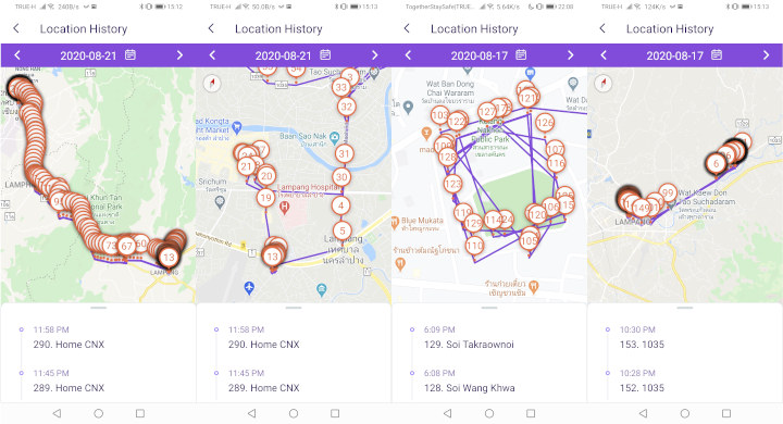 Android Phone Tracking