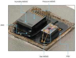 BME680 air quality sensor