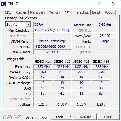 Beelink-GT-R cpu-z memory spd