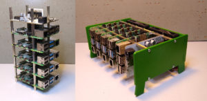 ClusterCTRL Stack Raspberry Pi Cluster