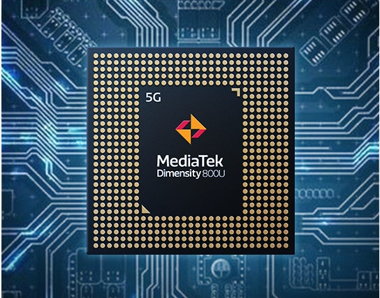 Dimensity 800U Dual 5G SIM