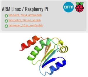Folding@Home ARM64 Raspberry Pi