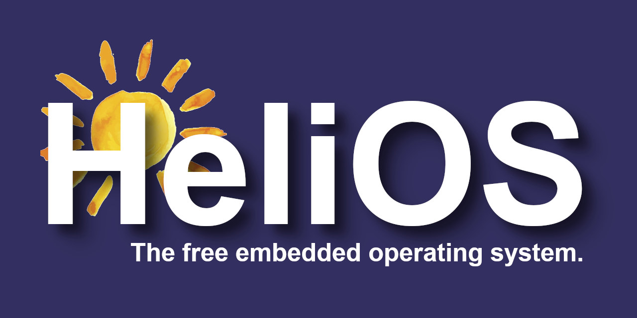 Helios Arduino Operating System