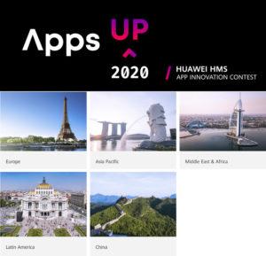 Huawei HMS App Innovation Contest