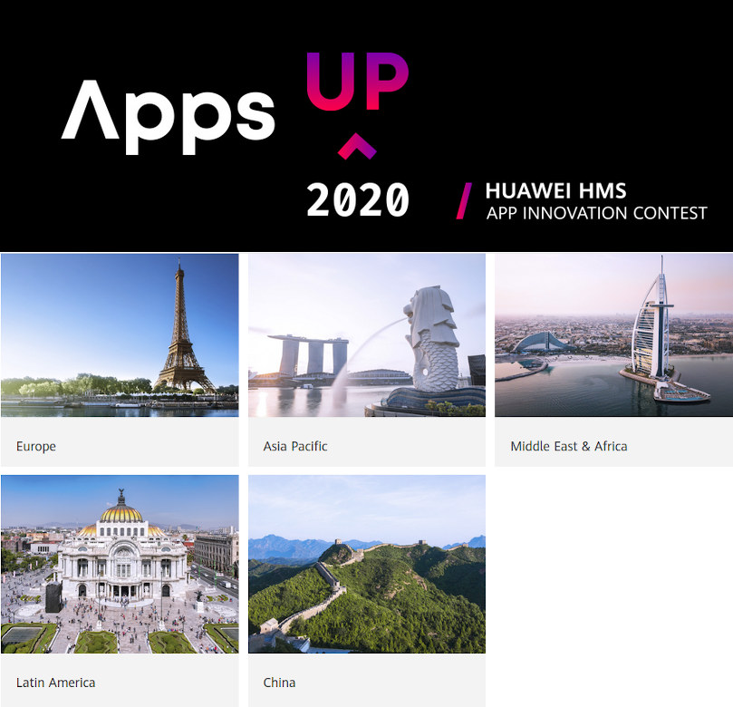 Huawei HMS App Innovation Contest