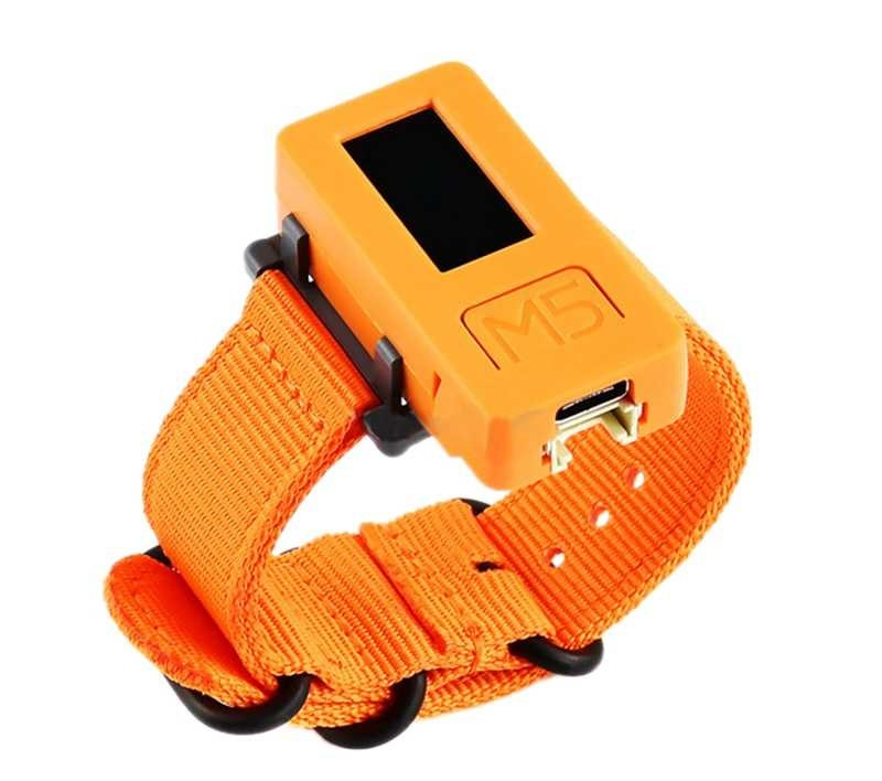 M5StickC Plus Wrist Wrap