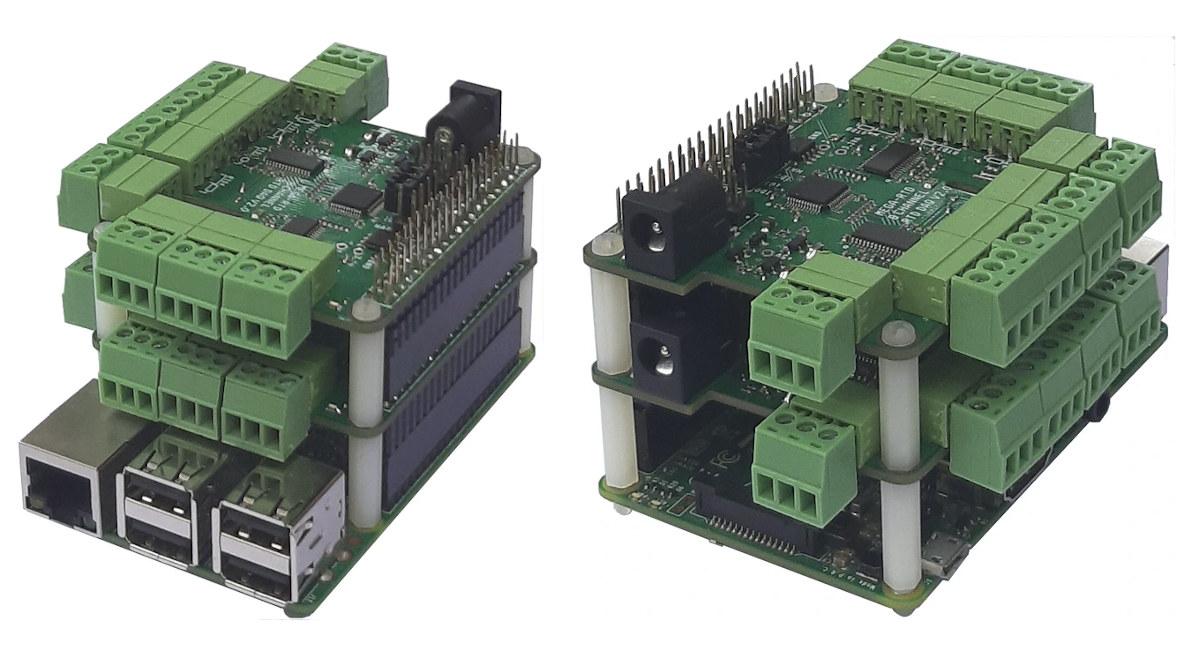 MEGA-RTD Raspberry Pi HAT