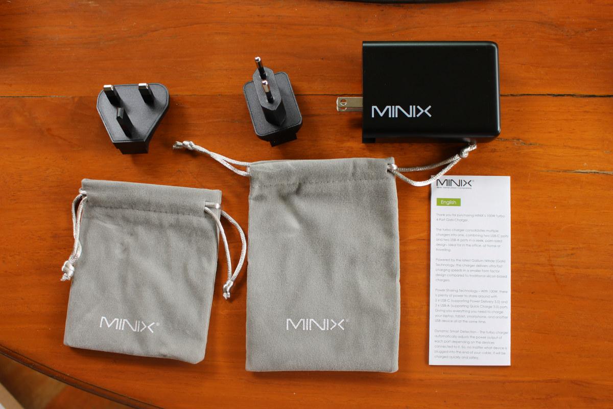 MINIX NEO P2 100W USB Charger