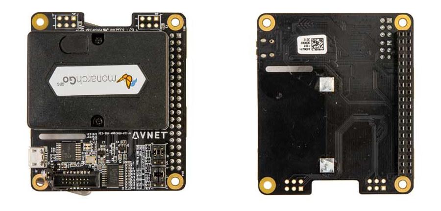 Monarch GO GPS for Raspberry Pi