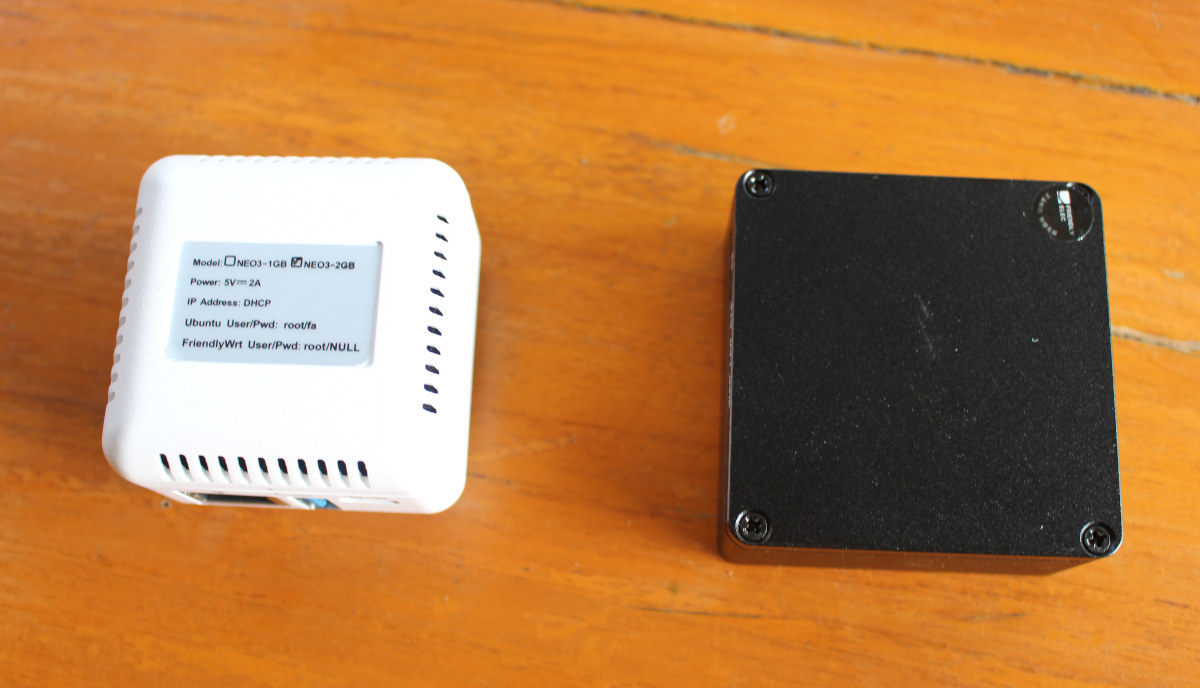 NanoPi NEO3 & R2S Gateway Teardown