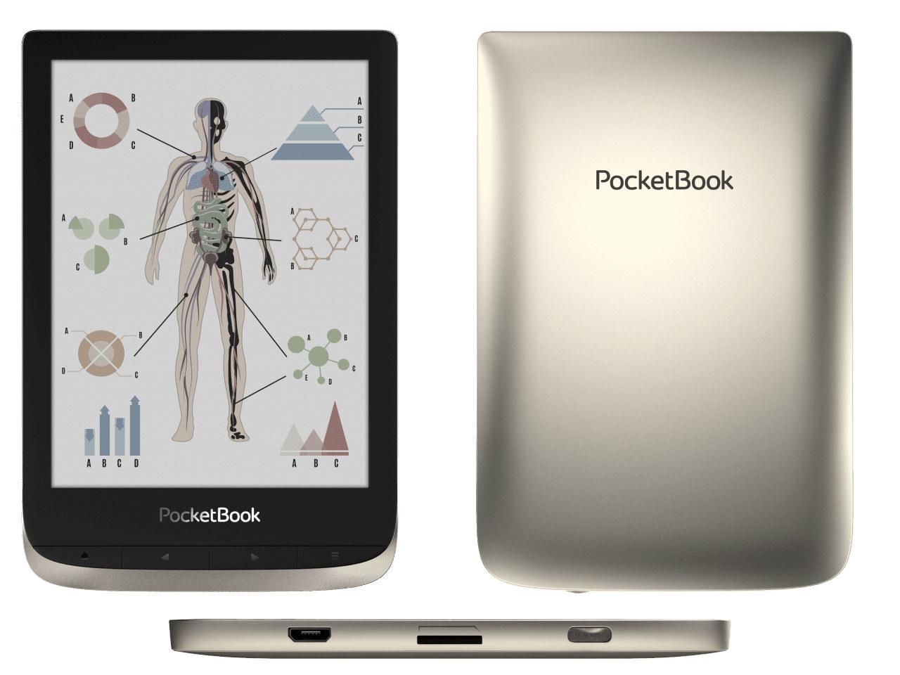 PocketBook Color Cheaper Color eReader
