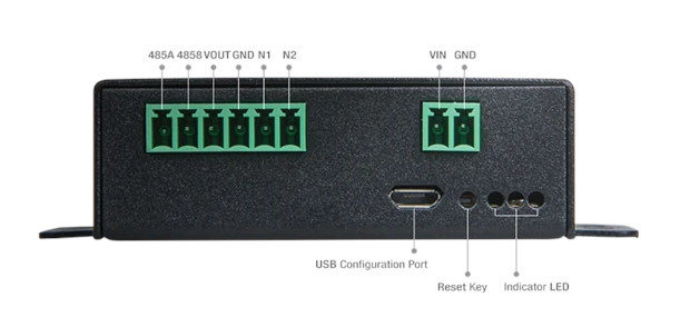 RAK7431 RS485 Interface