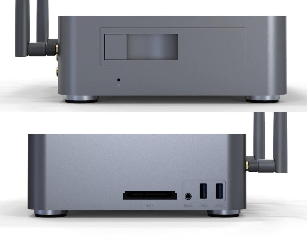 RTD1619 Media Player SATA Bay
