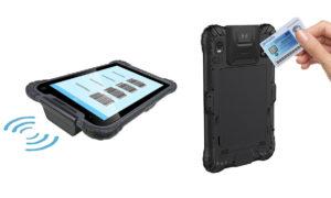 Rugged Tablet RFID