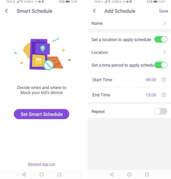 Smart Schedule