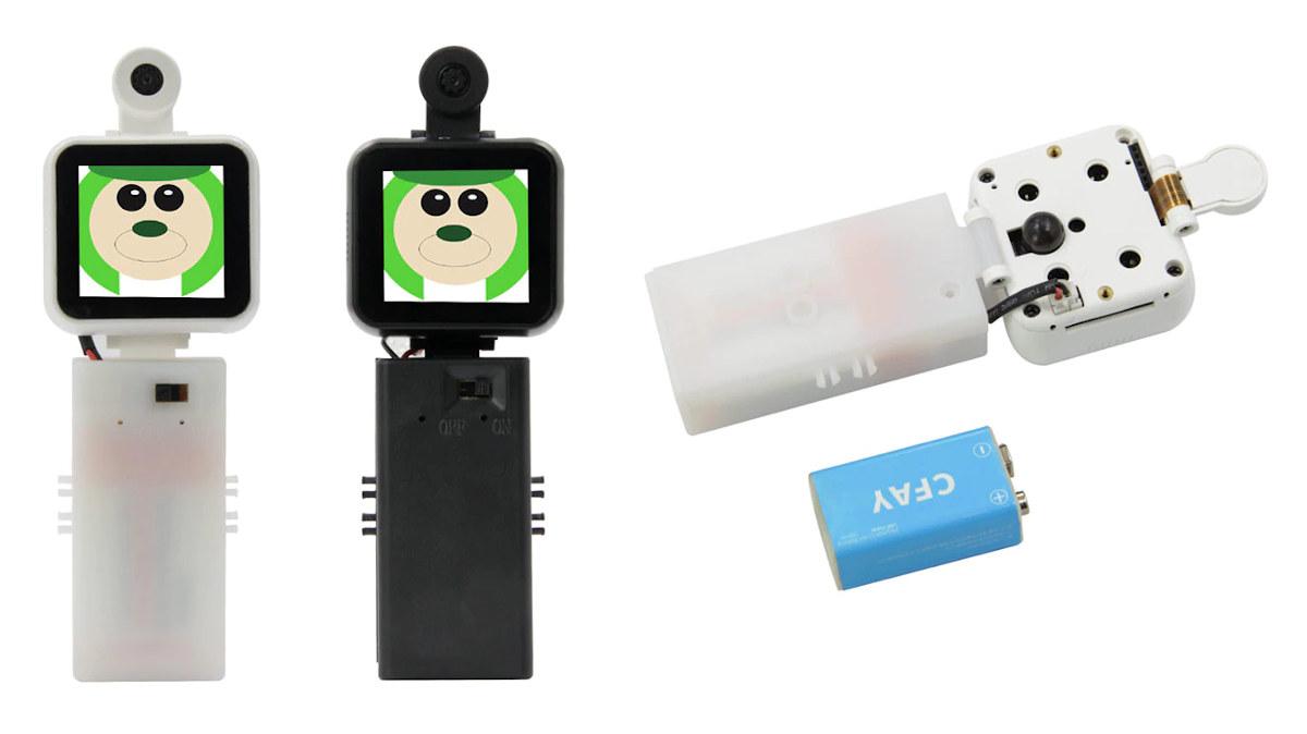 TTGO Handheld T-WATCH-K210 RISC-V & ESP32 Devkit