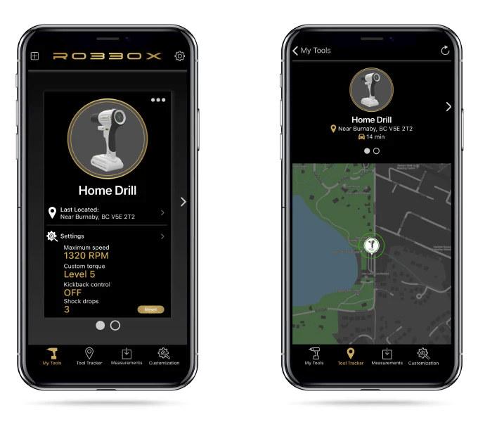 xDrill Mobile App