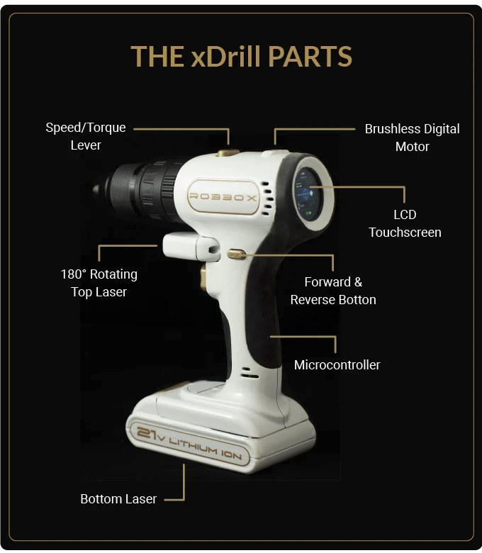 xDrill Parts