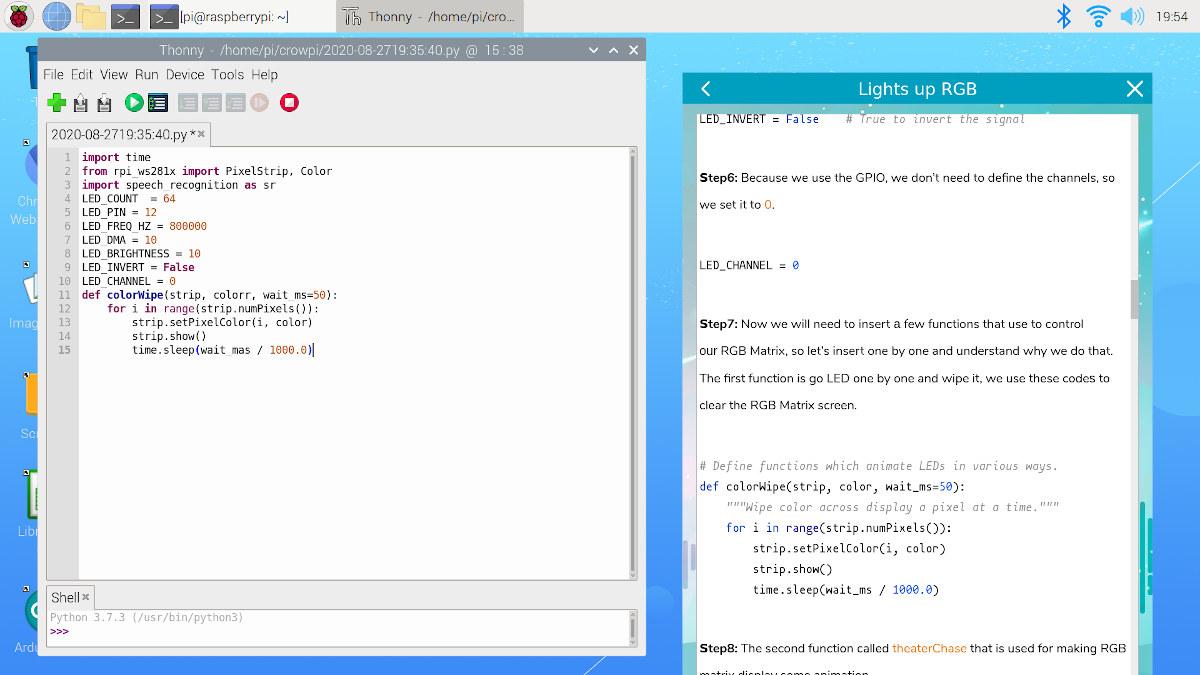 AI speech recognition python tutorial
