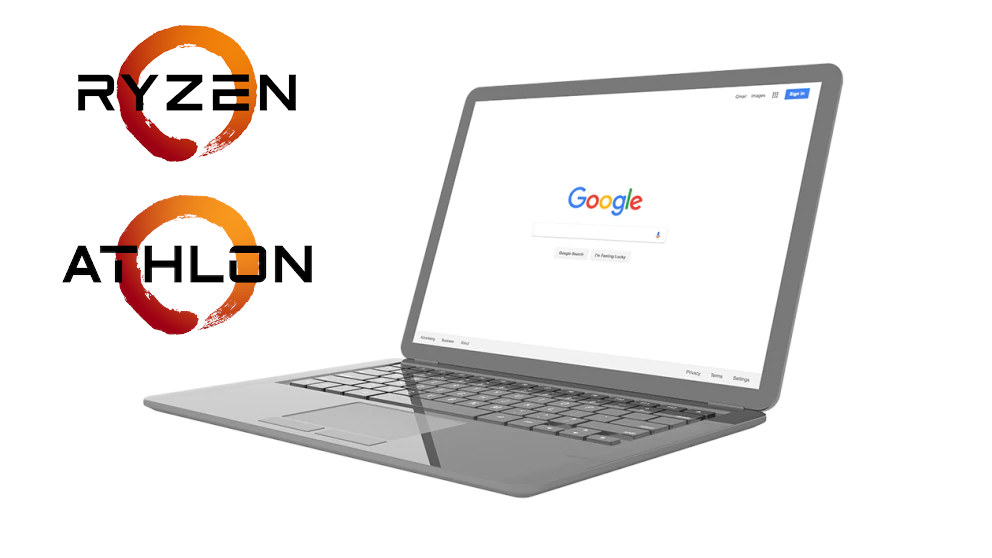 AMD ChromeBook Athlon & Ryzen Processors