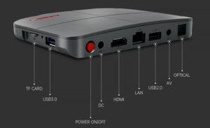 AX95-DB TV Box