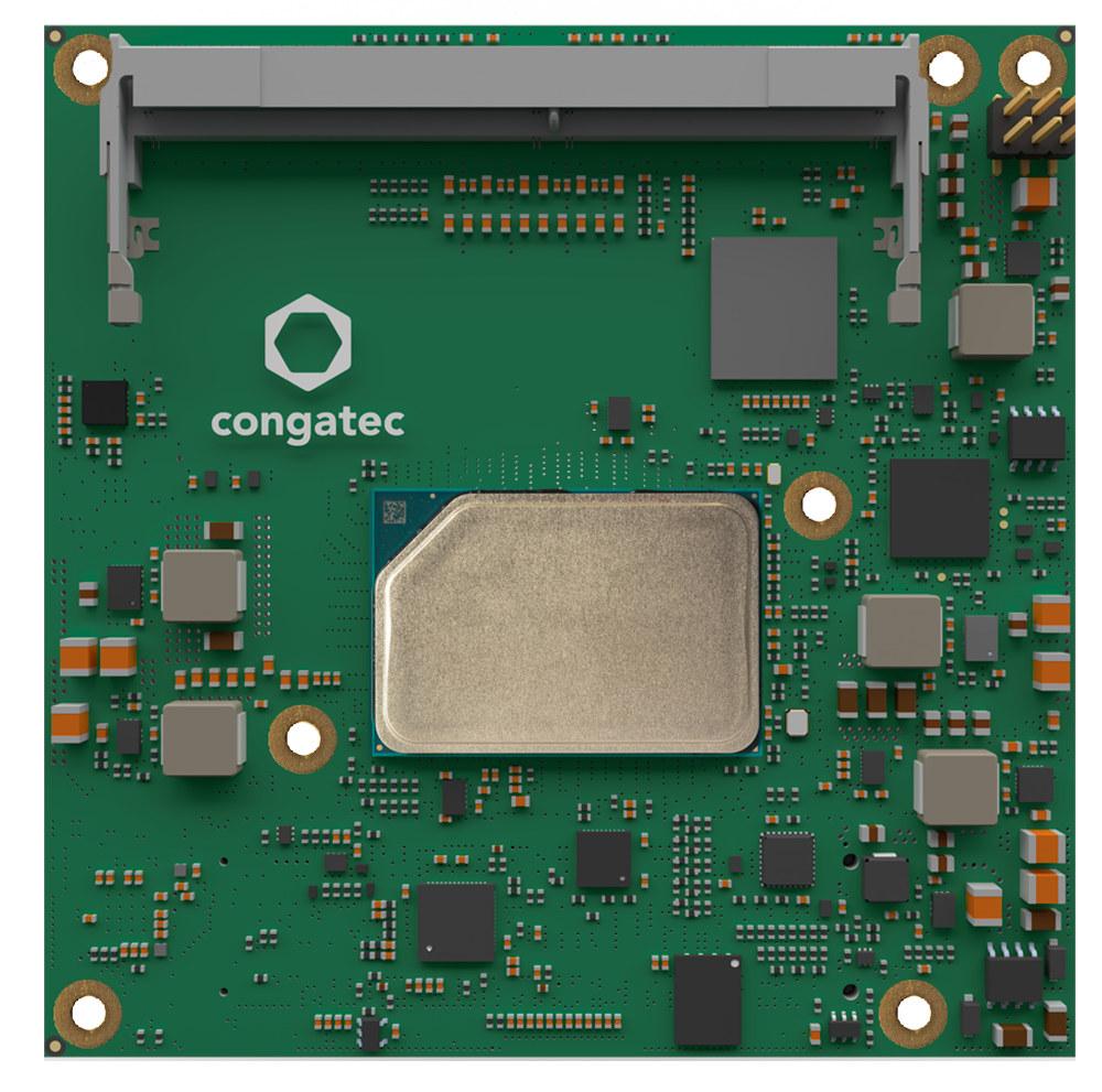 Atom x6000E COM Express Type 6 Compact