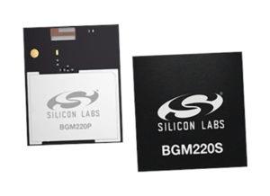 BGM220S-BGM220P & Bluetooth 5.2 SiP