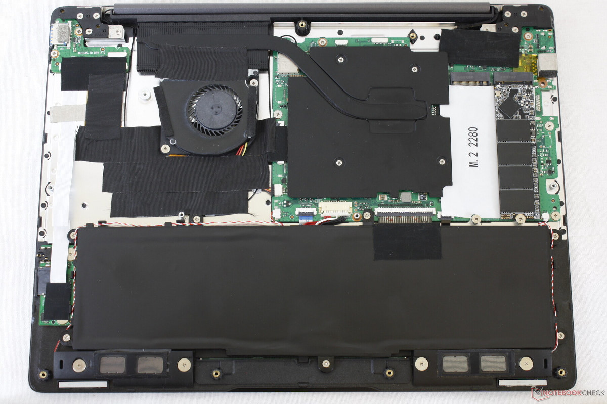 Chuwi GemiBook Teardown