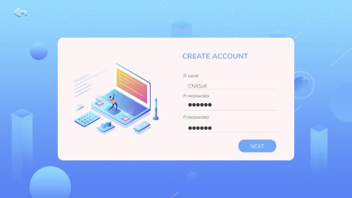 CrowPi2 Account