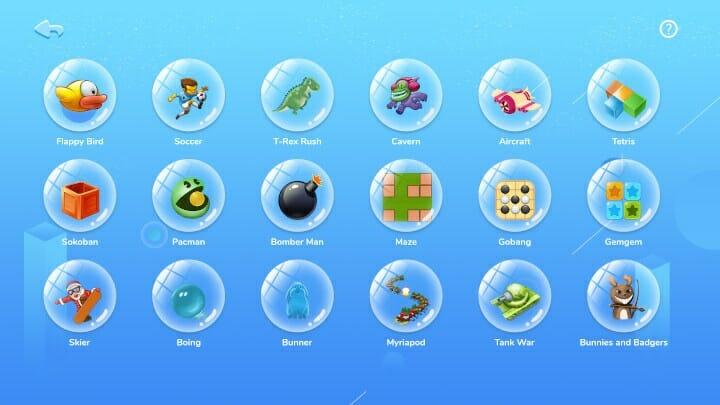 CrowPi2 Games