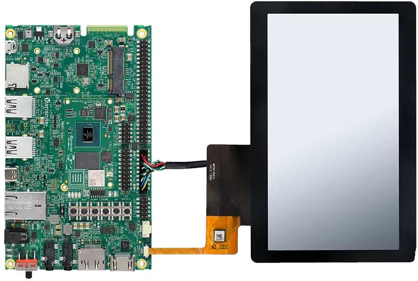 DART-MX8M-PLUS Evaluation Kit