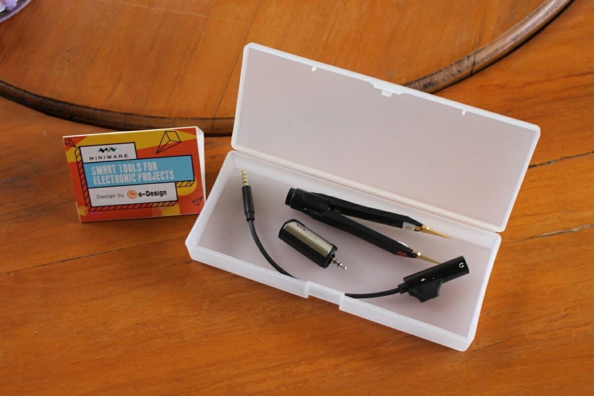 giveaway smart tweezers