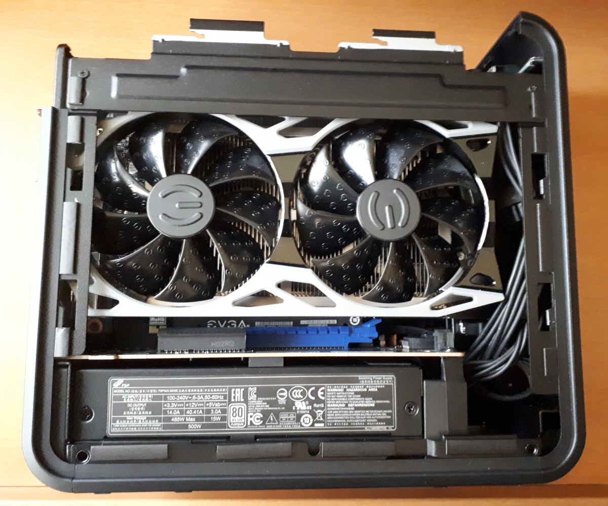 EVGA GeForce RTX 2060 KO-ULTRA GAMING graphics card