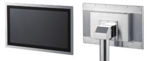IP69K Stainless Steel Panel PC
