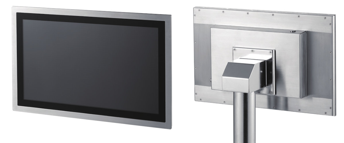 IP69K Stainless Steel Panel PC