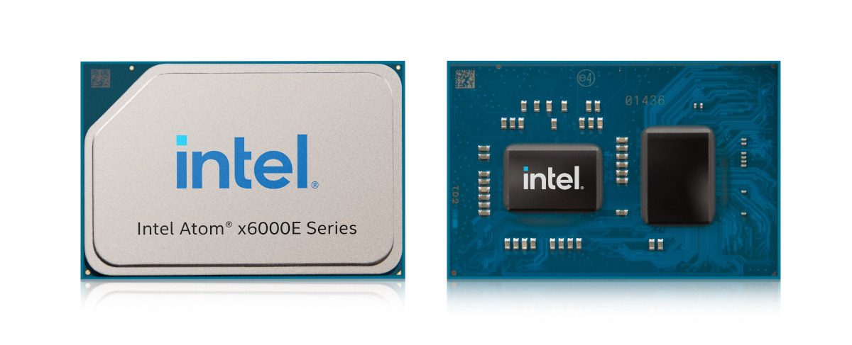 Intel Atom x6000e Elkhart Lake