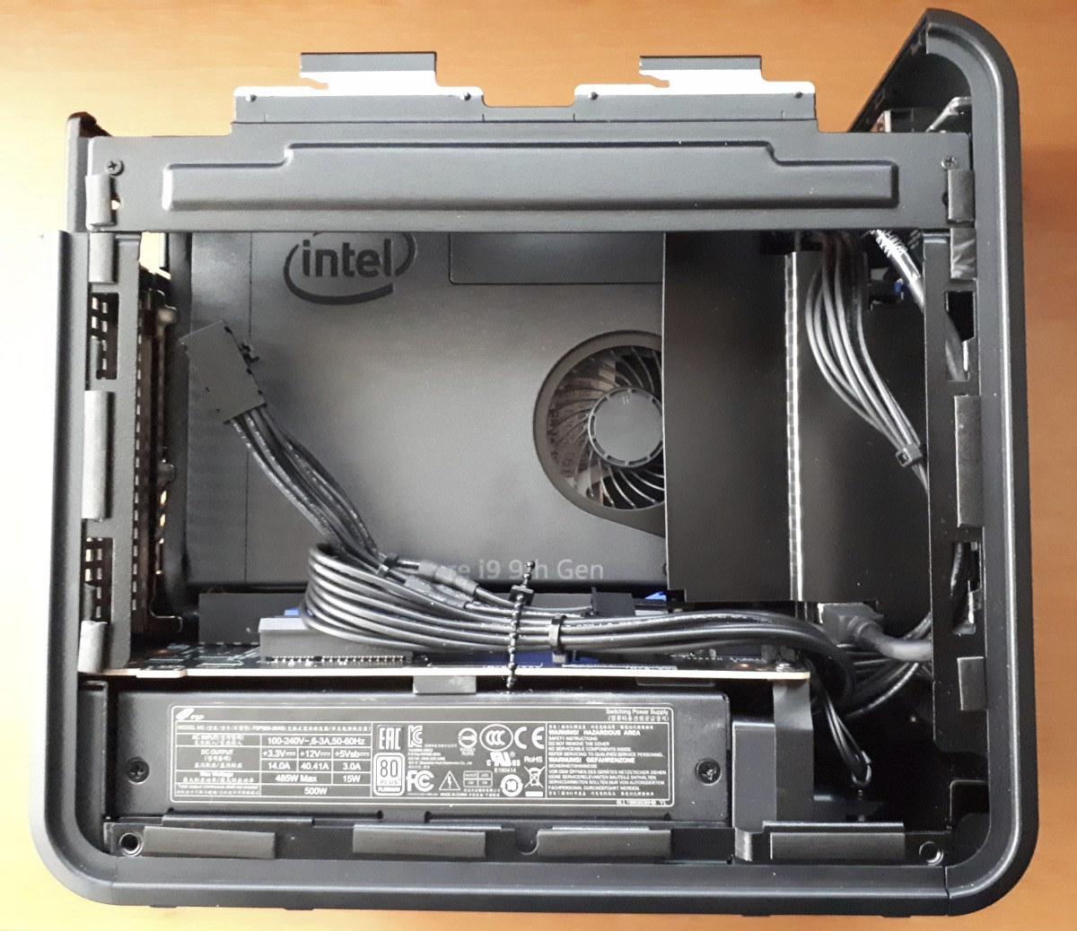 Intel NUC9 Kit