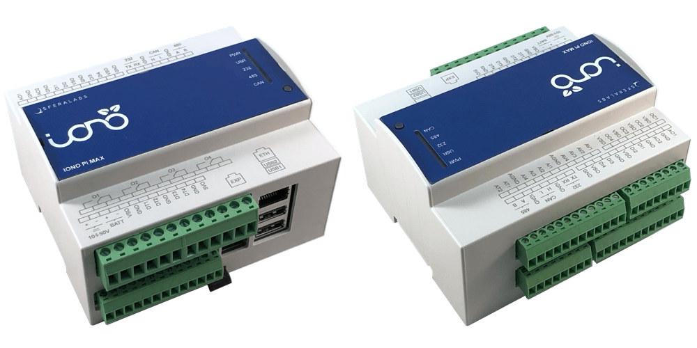 Iono Pi Max Industrial Controller