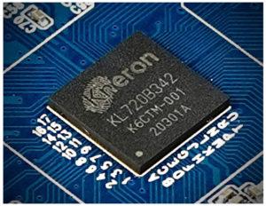 Kleron KL720 Cortex-M4 AI Processor