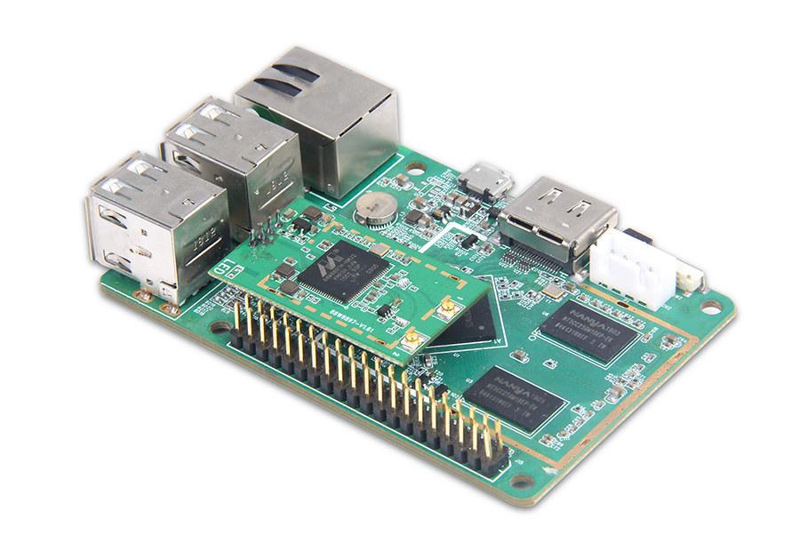 NXP WiFi 5 Module SBC