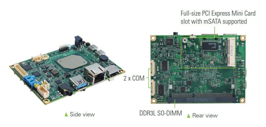 PICO317 Industrial IoT SBC