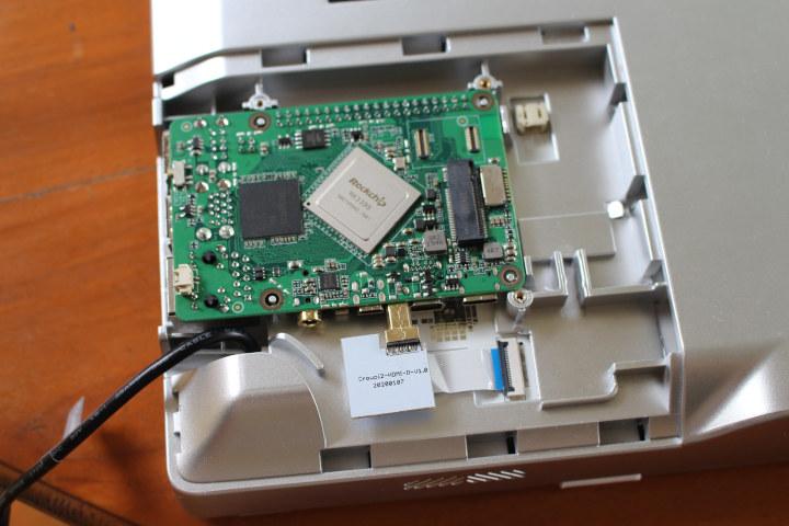 RK3399 Crowpi2 Laptop