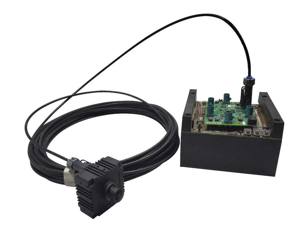 Rugged IP67 Camera Devkit
