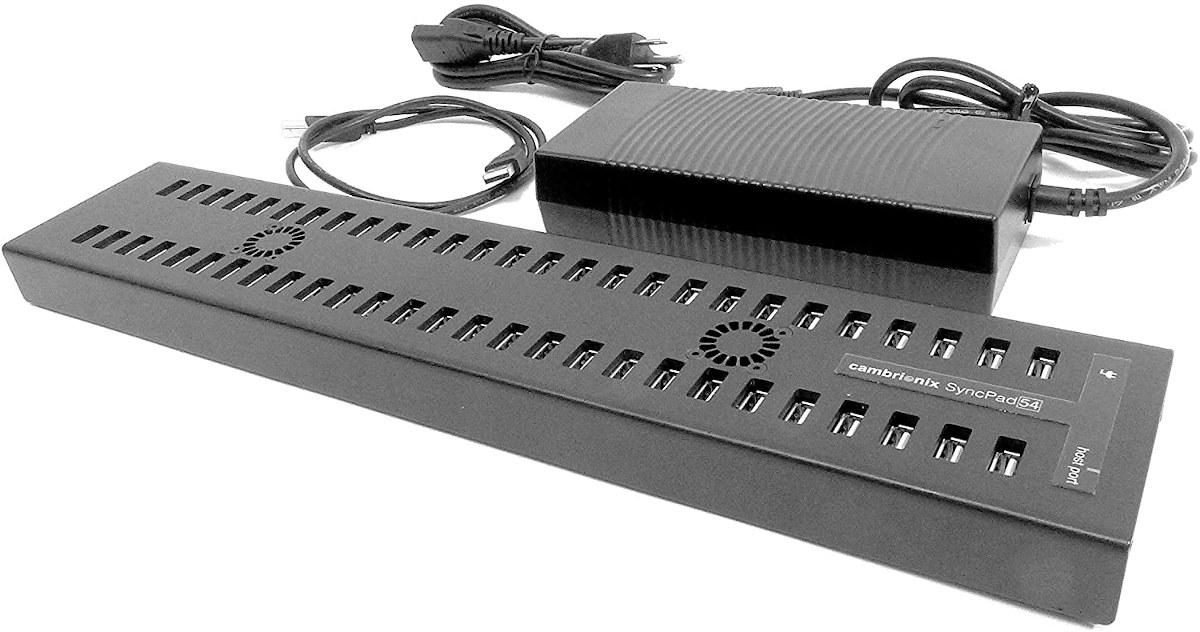 Syncpad54 USB Hub most USB Ports