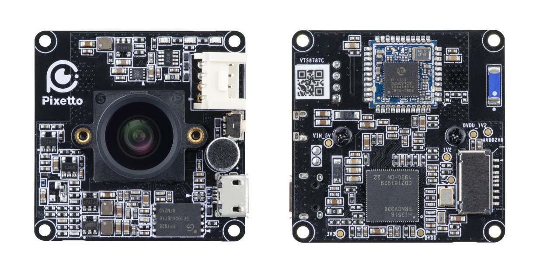 VIA Pixetto Camera Board