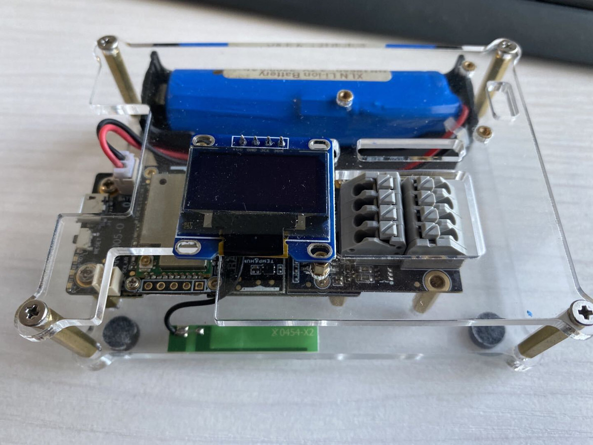 WisBlock IoT Modular System Prototype