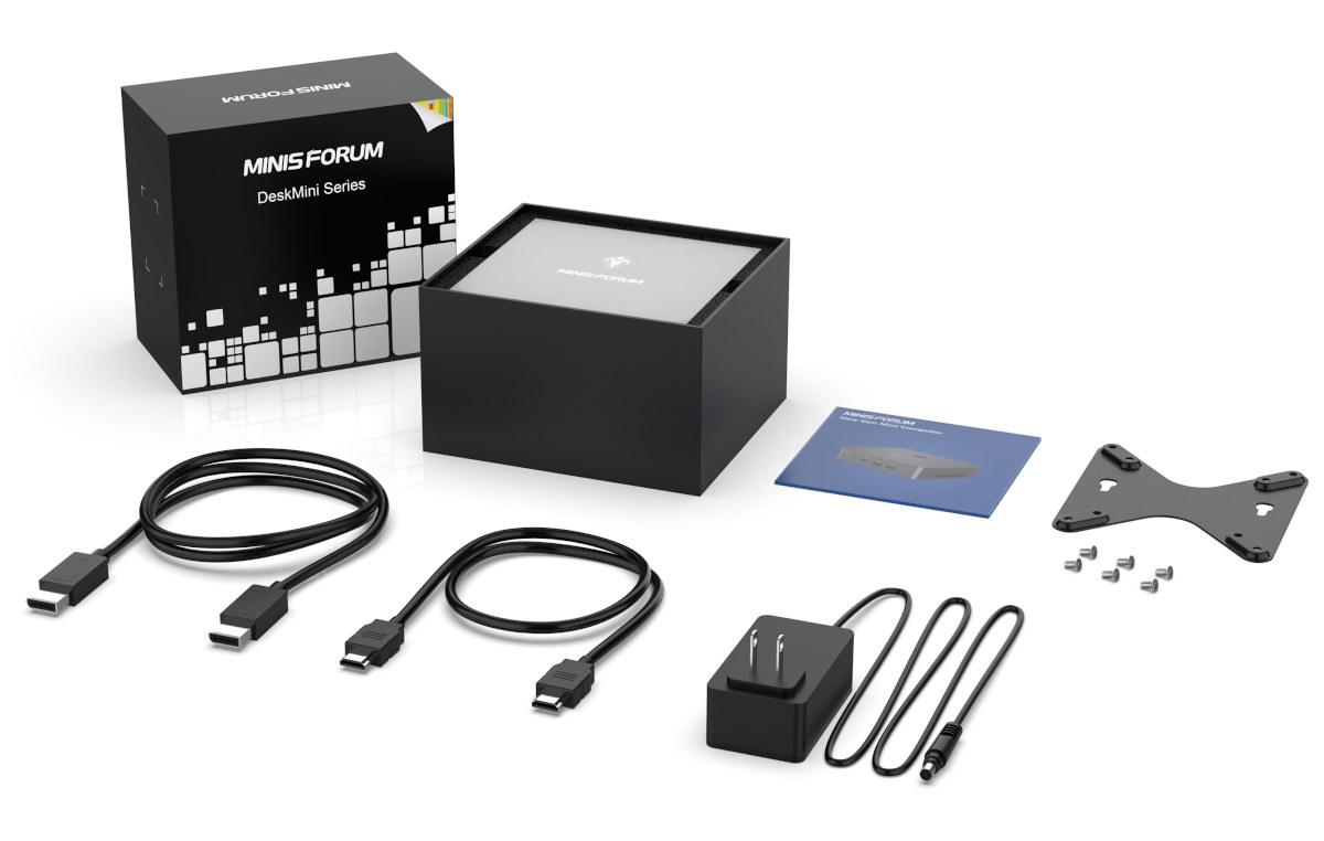 X35G DeskMini Accessories