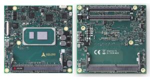 cExpress-TL Tiger Lake UP3 COM Express Module